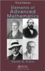 Image for Elements of advanced mathematics