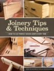 Image for Joinery Tips & Techniques