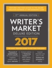 Image for Writer's market 2017  : the most trusted guide to getting published