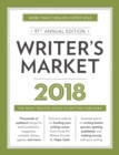 Image for Writer's market 2018  : the most trusted guide to getting published