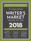 Image for Writer's Market Deluxe Edition 2018 : The Most Trusted Guide to Getting Published