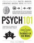 Image for Psych 101  : psychology facts, basics, statistics, tests, and more!