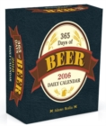 Image for 365 Days of Beer 2016 Daily Calendar
