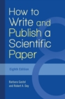 Image for How to write and publish a scientific paper