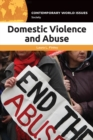 Image for Domestic Violence and Abuse: A Reference Handbook