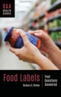 Image for Food labels  : your questions answered