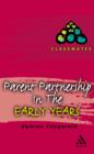 Image for Parent partnership in the early years