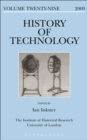 Image for History of technology..:  (Technology in China) : Vol. 29,