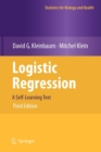 Image for Logistic Regression : A Self-Learning Text
