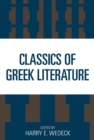 Image for Classics of Greek Literature