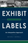Image for Exhibit labels  : an interpretive approach