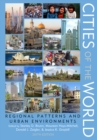 Image for Cities of the world  : regional patters and urban develpments
