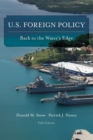Image for U.S. foreign policy  : back to the water's edge