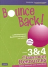 Image for BOUNCE BACK! A WELLBEING  YEAR 3&4