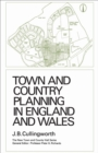 Image for Town and Country Planning in England and Wales: (Third Edition, Revised)