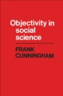 Image for Objectivity in Social Science
