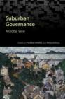 Image for Suburban governance: a global view