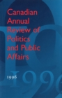 Image for Canadian Annual Review of Politics and Public Affairs: 1996