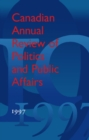 Image for Canadian Annual Review of Politics and Public Affairs: 1997