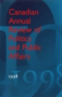 Image for Canadian Annual Review of Politics and Public Affairs: 1998