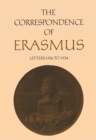 Image for Correspondence of Erasmus: Letters 1356 to 1534 (1523-1524) : Vol.10,