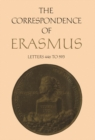 Image for Correspondence of Erasmus: Letters 446-593 (1516-17) : 4,
