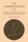 Image for Correspondence of Erasmus: Letters 594-841 (1517-1518) : 5,