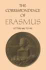 Image for Correspondence of Erasmus: Letters 842-992 (1518-1519)