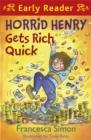 Image for Horrid Henry gets rich quick
