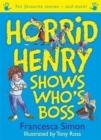 Image for Horrid Henry shows who's boss