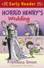 Image for Horrid Henry's wedding