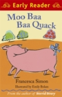 Image for Moo baa baa quack