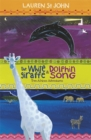 Image for The white giraffe  : and, Dolphin song