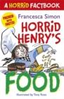 Image for Horrid Henry's food