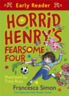 Image for Horrid Henry's fearsome four
