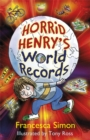 Image for Horrid Henry's world records