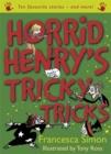 Image for Horrid Henry's tricky tricks