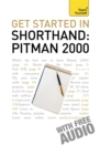 Image for Get started in shorthand  : Pitman 2000
