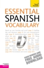 Image for Essential Spanish vocabulary