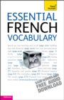 Image for Essential French vocabulary