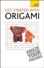 Image for Get started with origami