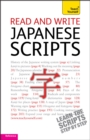 Image for Read and write Japanese script