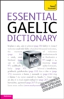 Image for Gaelic dictionary