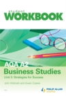 Image for AQA A2 Business Studies : Unit 3 : Workbook Virtual Pack