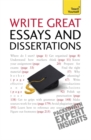 Image for Write great essays and dissertations