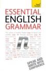 Image for Essential English grammar