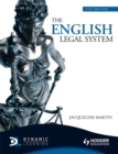 Image for The English legal system