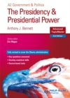 Image for The presidency & presidential power  : A2 government & politics