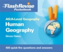 Image for AS/A-Level geography: Human geography