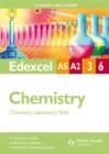 Image for Edexcel AS A2 chemistryUnits 3, 6,: Chemistry laboratory skills : Unit 3 & 6
